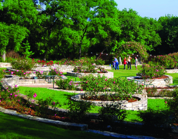 Host Garden Parties Indoor or Out at These 3 Public Gardens | Texas